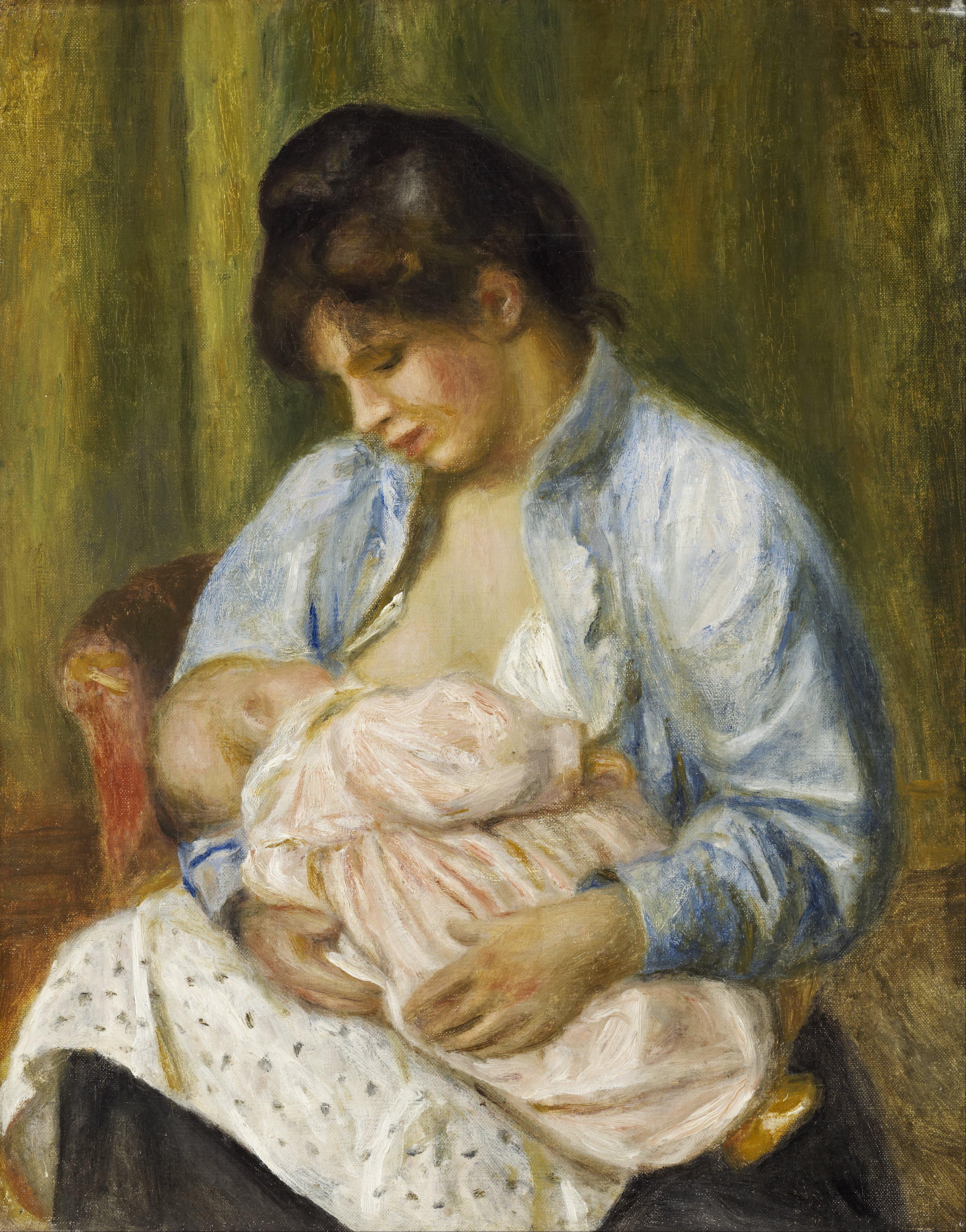 pierre-auguste_renoir_-_a_woman_nursing_a_child_-_google_art_project
